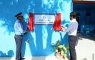 Police Station opened at Meedhoo