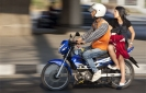 Motorcycle taxi services to be sex segregated
