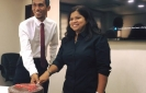 Fareeha re-appointed Chairperson of BML