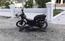 12-day remand for suspects in magistrate motorcycle fire