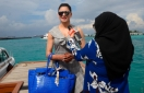 Urvashi: Eager to experience Maldivian culture, beauty