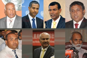 President Nasheed and top officials of his government ordered to pay the state what is owed