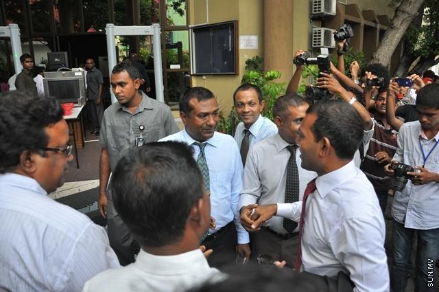 SunOnline PG has no objection to Nasheed