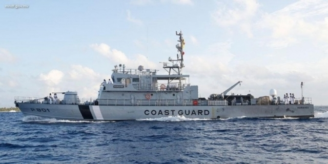 Fishing boat with 12 onboard goes missing