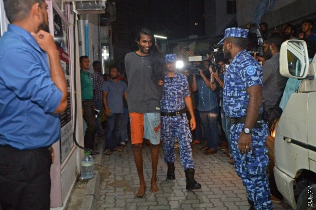 Young man arrested in connection to Nadheem's murder