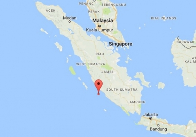 Strong quake shakes Indonesia's Sumatra; no major damage