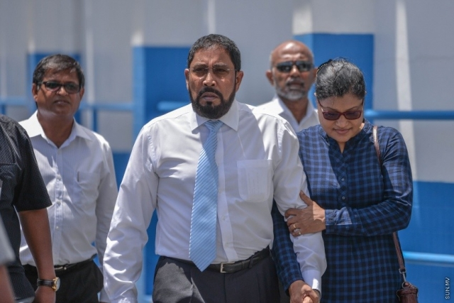 Family requests revision of decision regarding Qasim's medical leave