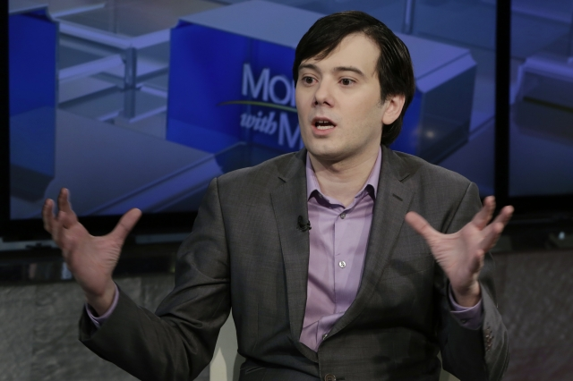 Pharma Bro Martin Shkreli has bail revoked, heads to jail