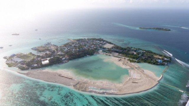 Maldivian charged over death of foreigner in Himmafushi