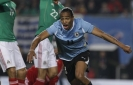 Uruguay beats Mexico, to face Argentina