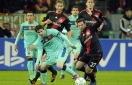 Barcelona wins 3-1 at Leverkusen in Champs League