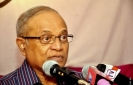 No room for an early election: Gayoom