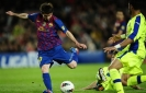 Messi's 61st goal leads Barcelona past Getafe 4-0