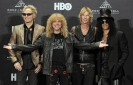 Guns N' Roses jams way into Rock Hall