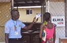 Health authorities: 1 confirmed Ebola case in Liberia
