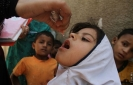 Pakistan says new sampling shows progress against polio