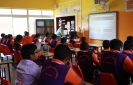 Ghiyasuddin School takes a new step with technology