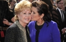 Actress Debbie Reynolds, 84, dies a day after daughter