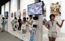 Tokyo game show turns to cellphones, has new star
