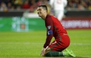 Ronaldo hits 70 int. goals, Dutch stunned in WCup qualifiers