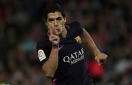 With Messi suspended, Suarez leads Barca to win at Granada