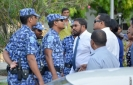 Qasim arrested again