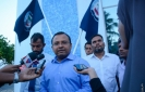 Riyaz: Don't have to be arrested for political talk