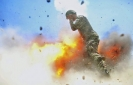 Army photographer captures her own death in mortar explosion