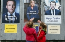 In long-feared twist, online leak rattles French campaign