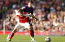 Arsenal beats United 2-0 as Wenger gets better of Mourinho