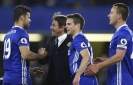 Conte entertains as Chelsea closes in on EPL title