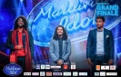 President congratulates Maldivian Idol top 3 finalists