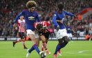 Romero stars for Man United in 0-0 draw at Southampton