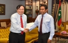 Vice President of ADB calls on President Yameen