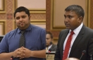 Commission informs parliament on the dismissal of MPs Il'ham and Shinaan from PPM