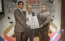 BML recognized as one of the best employers in Asia