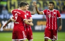 Bayern beats Dortmund on penalties to win German Supercup