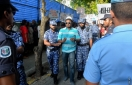 Two MPs taken into custody at the rally in defence of Rilwan
