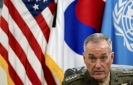 Top US military officer warns NKorea that US military ready