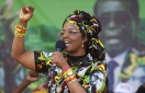 Zimbabwe's first lady accused of assault in South Africa