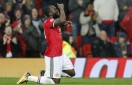 Lukaku scores again, Pogba injured as United beats Basel 3-0
