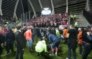 Fans hurt in Amiens after fence collapses in Ligue 1