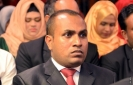Fire set to motorcycle of suspended Judge, Ahmed Rasheed