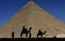 Scientists discover hidden chamber in Egypt's Great Pyramid