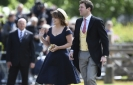 UK's Princess Eugenie, daughter of Prince Andrew, engaged