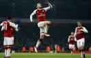Ramsey treble, 3 Mkhitaryan assists as Arsenal routs Everton