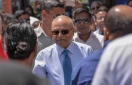 Ex-President Maumoon arrested