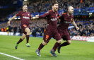 Messi scores vs Chelsea at 9th attempt to give Barca CL draw