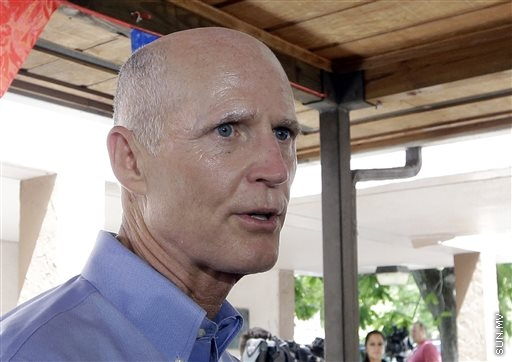 Florida governor: Zika spread by mosquitoes in South Beach