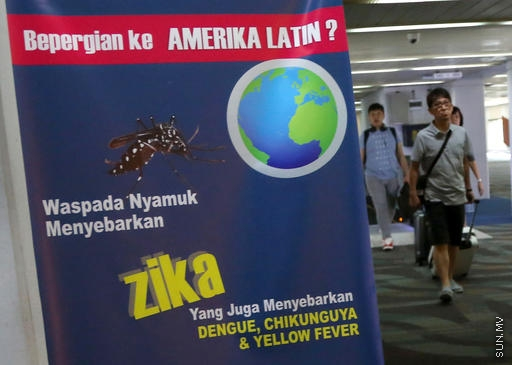 Singapore in battle mode against Zika after infections rise